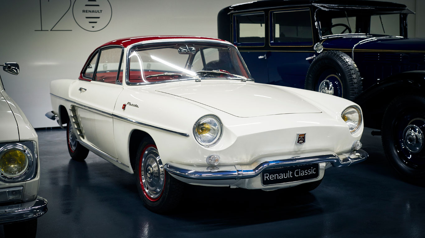 Renault Caravelle and Floride