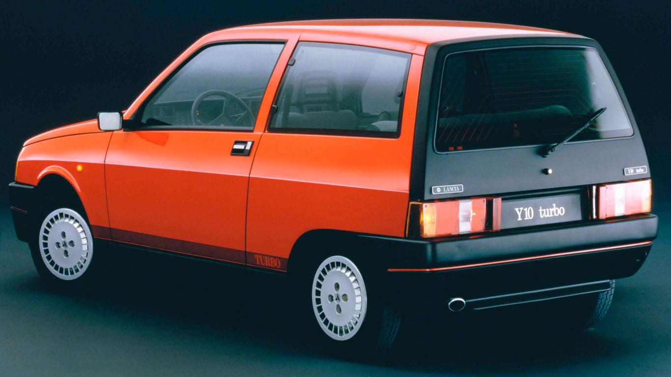 Lancia Y10 Turbo