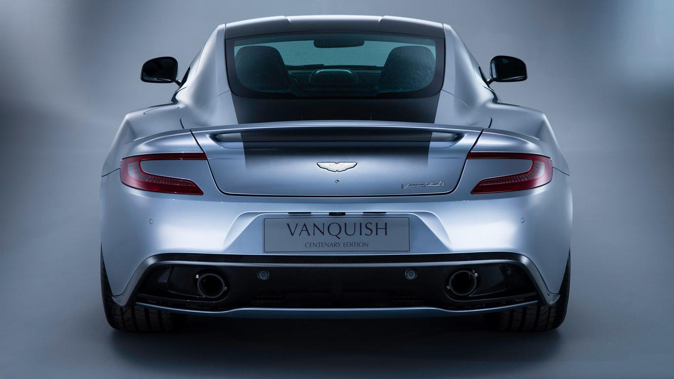 Aston Martin's delightful nod to its logo