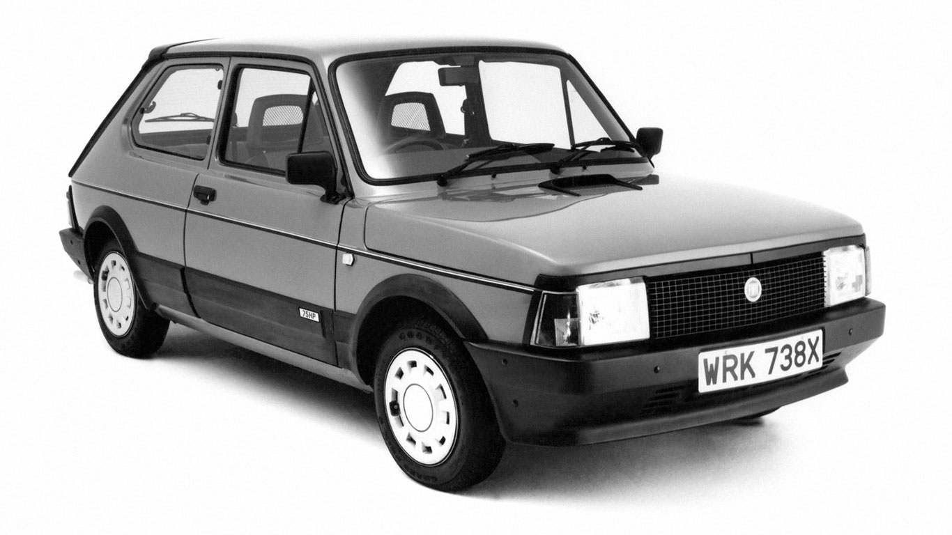 Fiat 127 GT