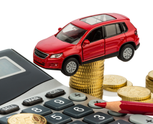 Buy road tax annually, not monthly