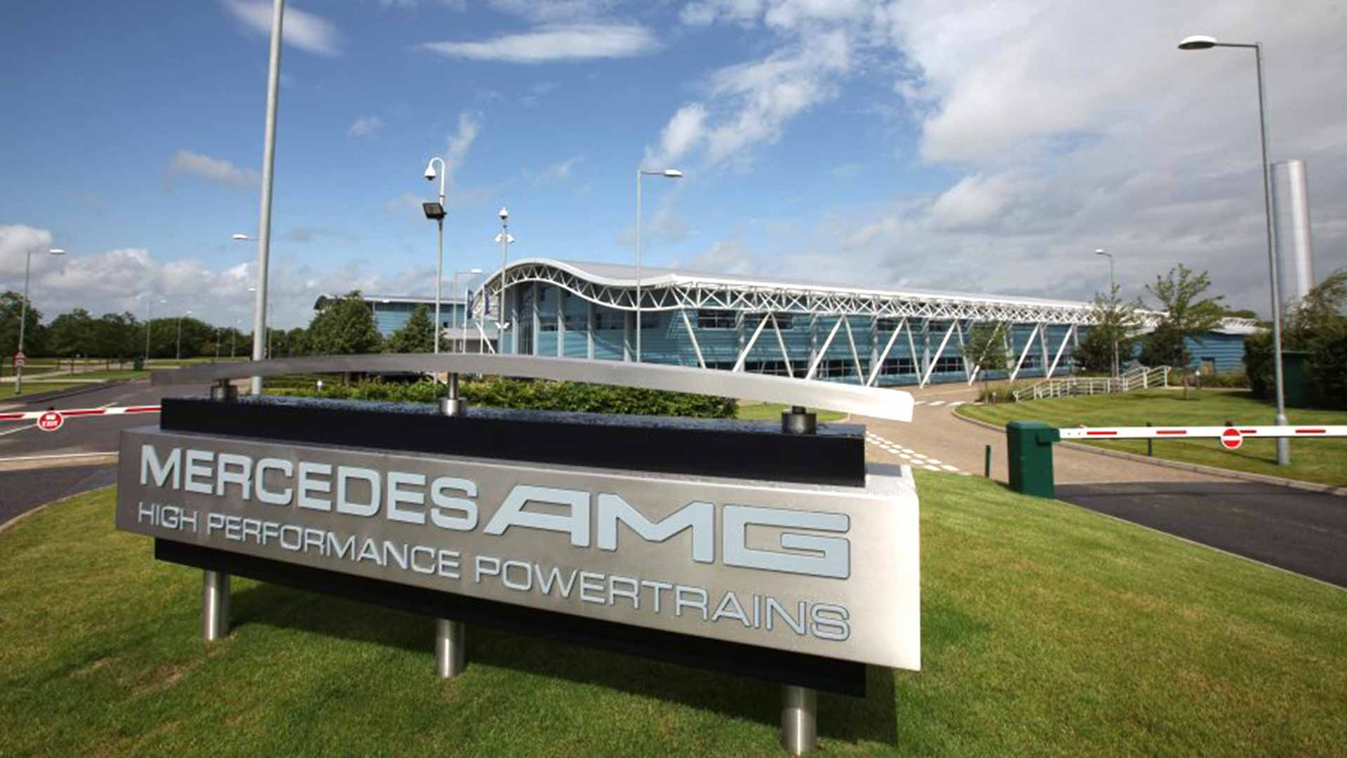 Mercedes-AMG F1 HPP