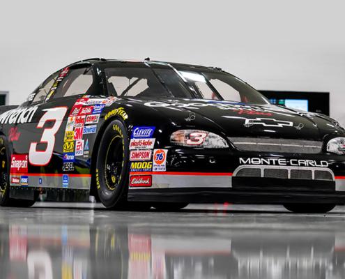Dale Earnhardt NASCAR Charity Auction