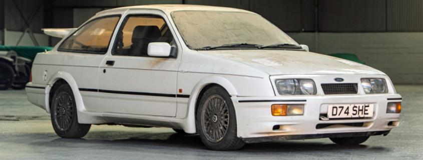 Garage Find Ford Sierra RS Cosworth