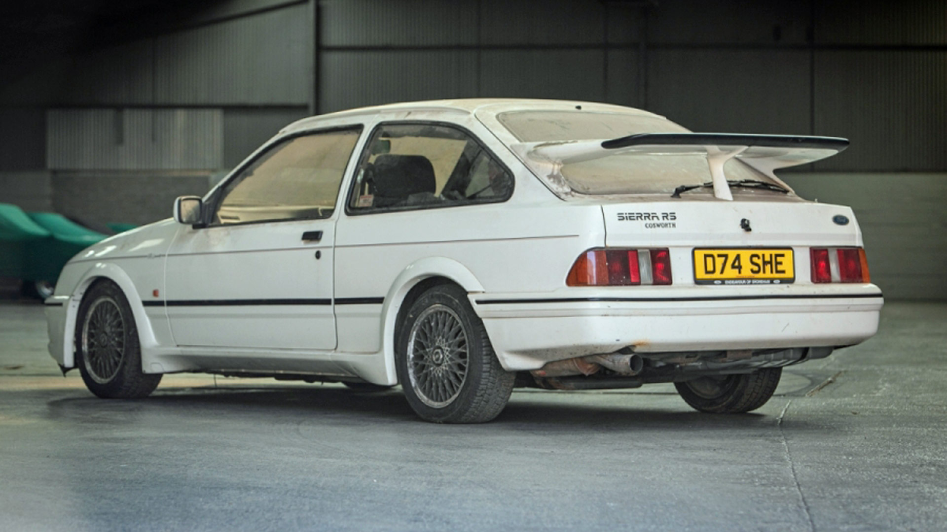 Garage Find Ford Sierra RS Cosworth