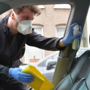 How to sanitise your car