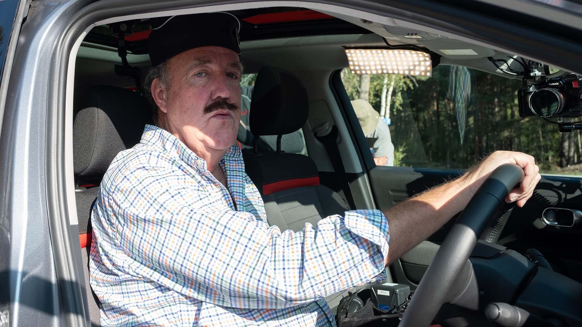 Jeremy Clarkson automotive icon