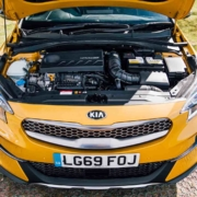 Kia Xceed under the bonnet
