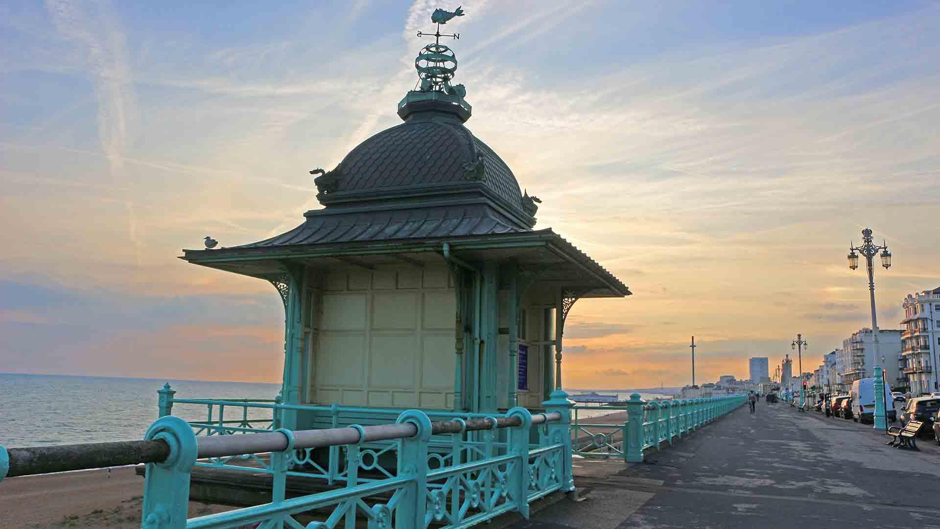 Madeira Drive Brighton