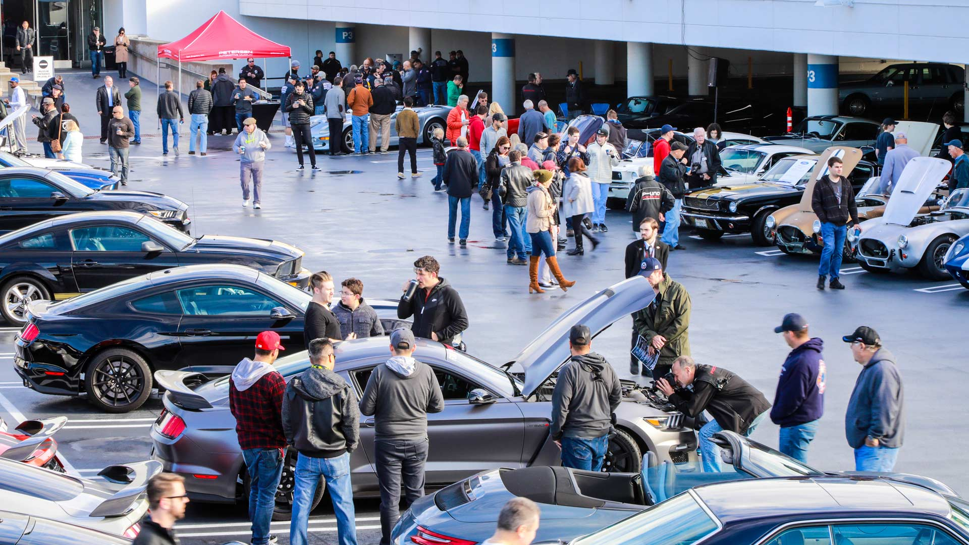 Petersen Museum Virtual Cars and Coffee