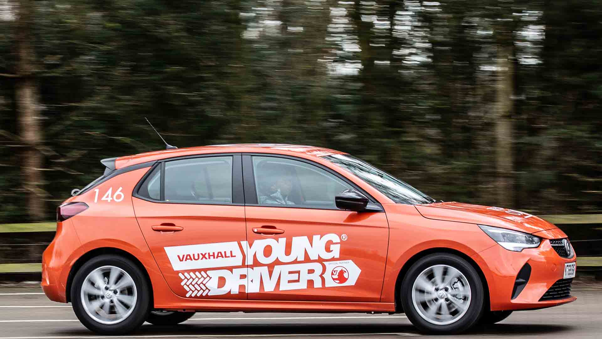 Young Driver - New Corsa