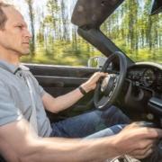 Porsche 911 7-speed manaul gearbox 'for purists'