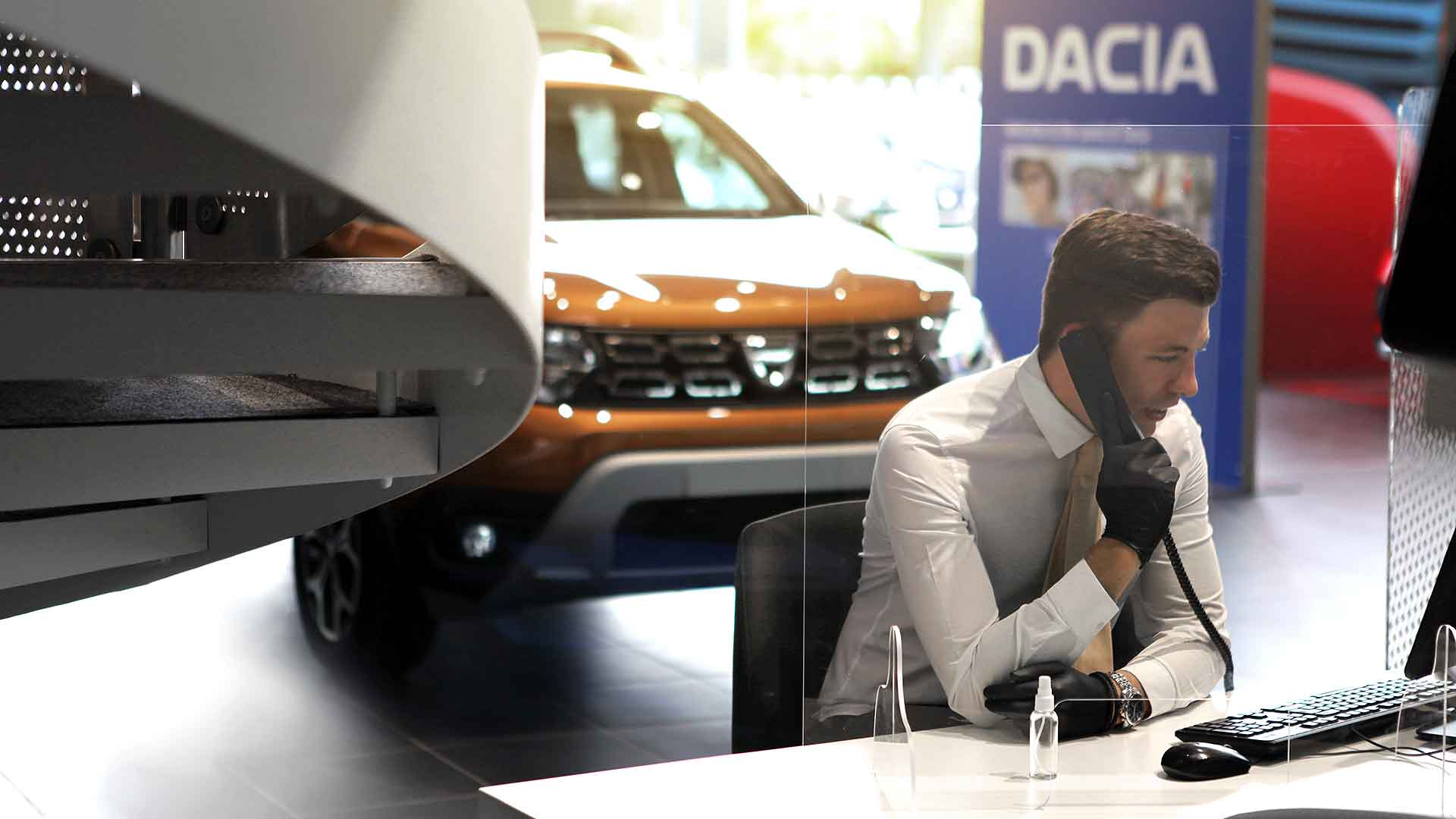 New car sales recommence after lockdown