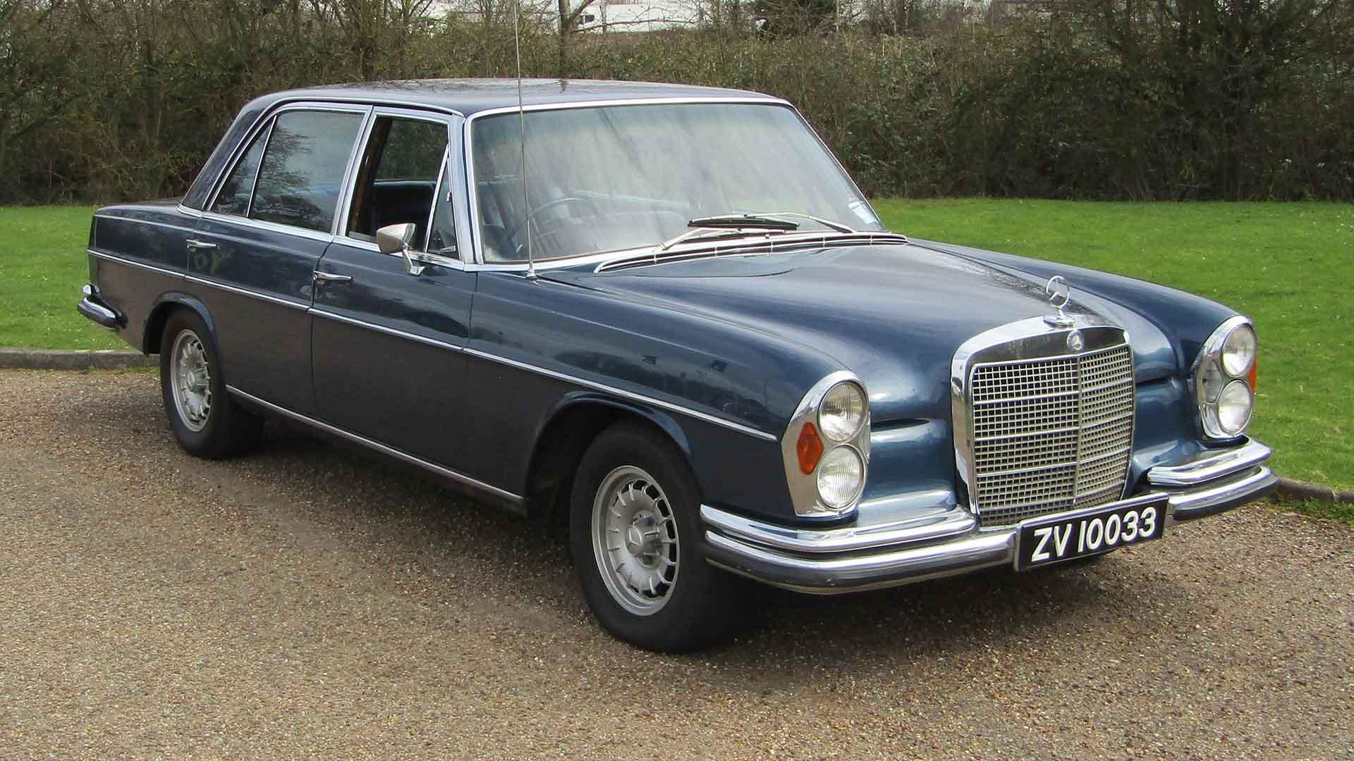 Anglia Car Auctions Classic Sale – June 2020