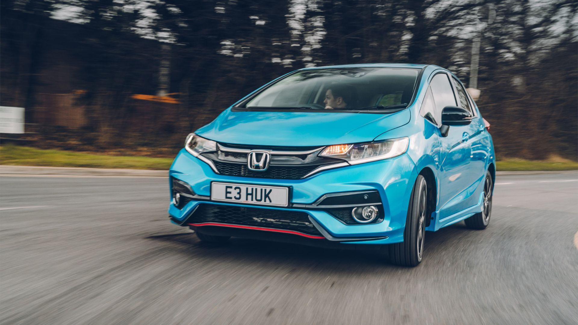 Honda – 94.9 percent
