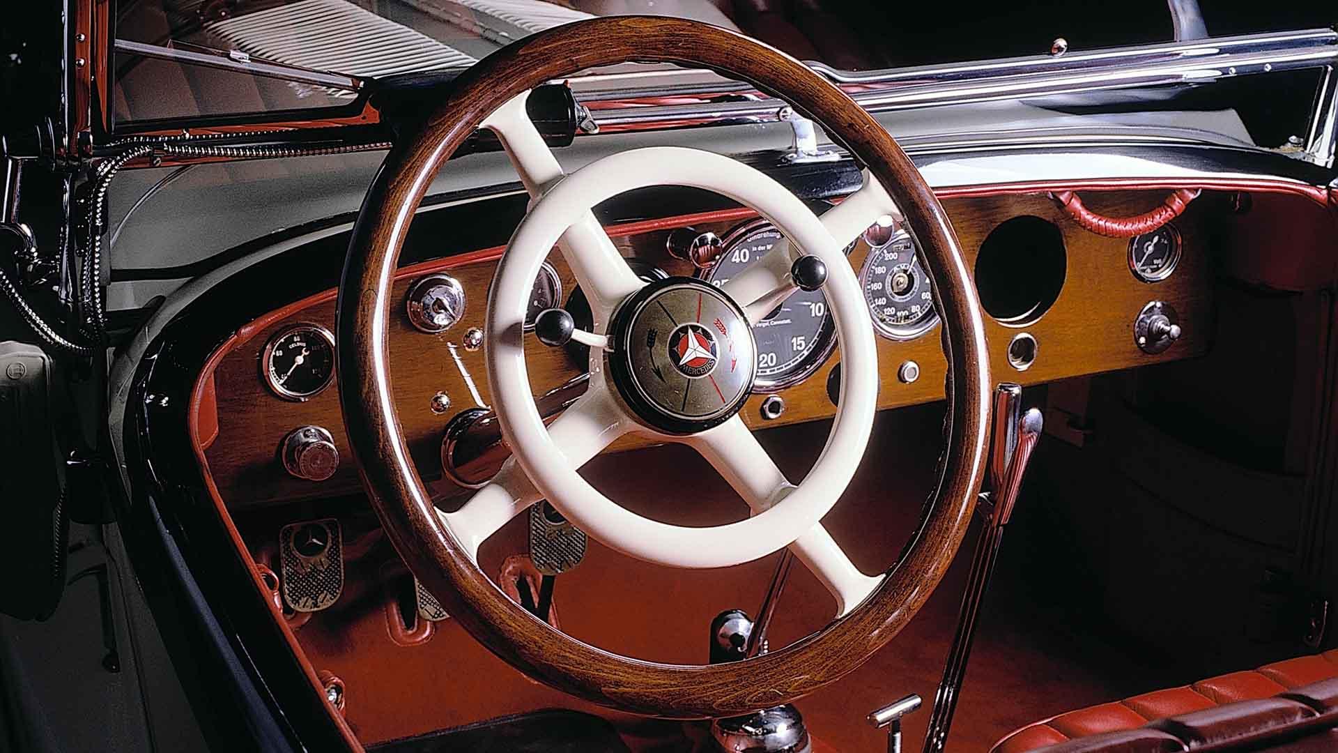 Mercedes-Benz Type 680 Model S
