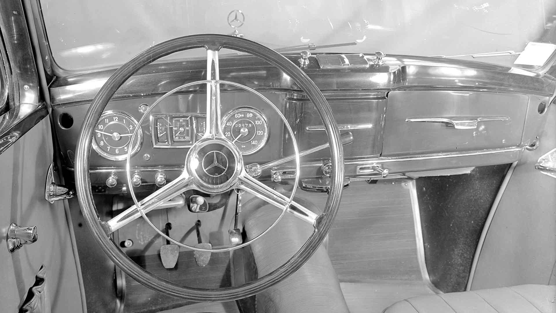 Mercedes-Benz W191 170 Sb