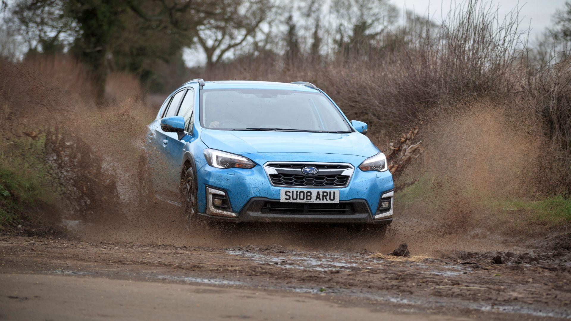 Subaru – 96.6 percent