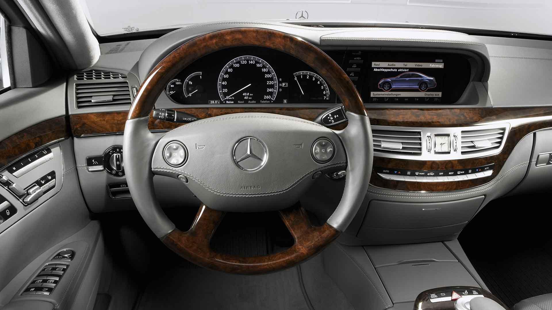Steering wheel gearshift