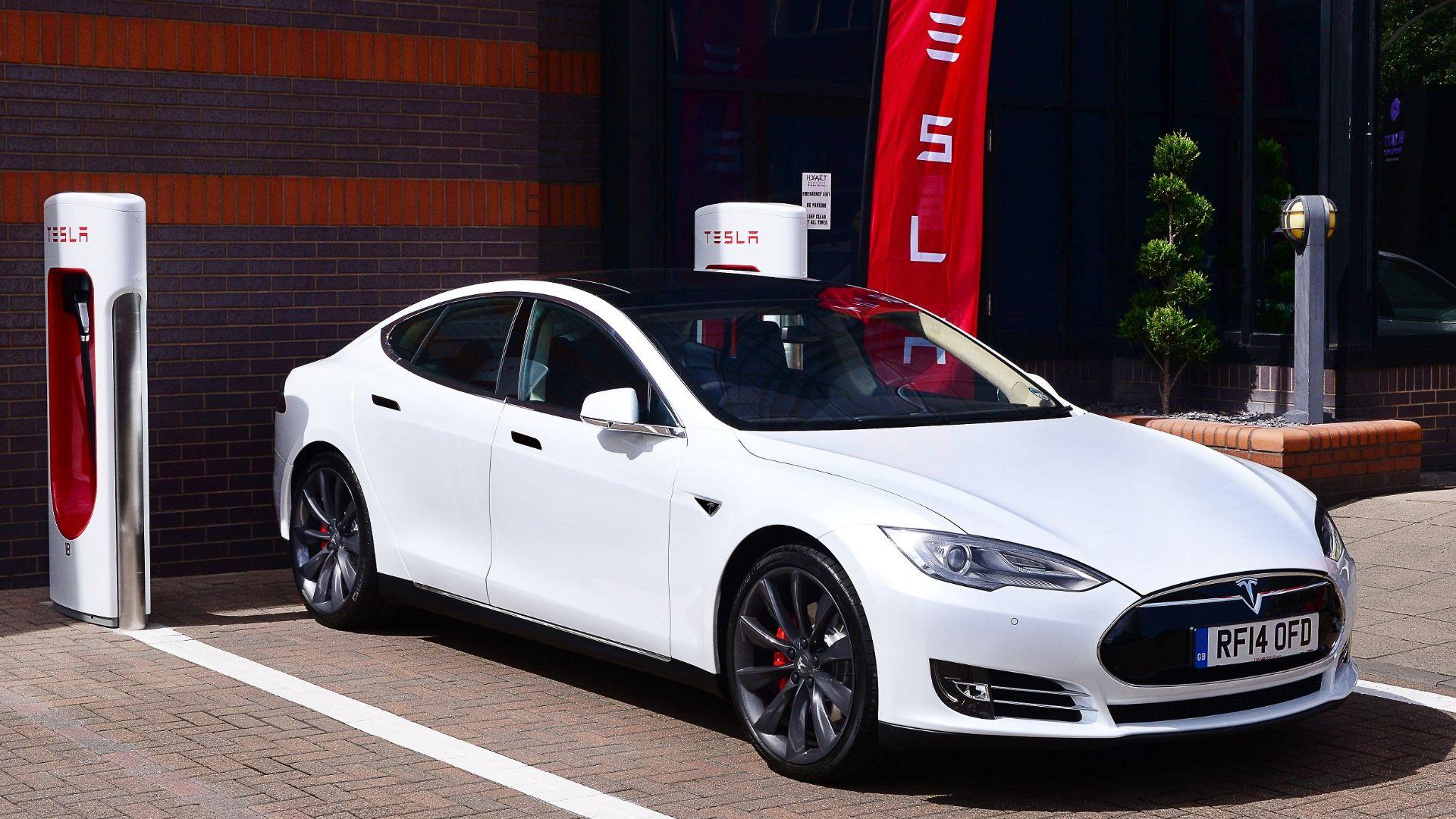 Tesla – 96.9 percent
