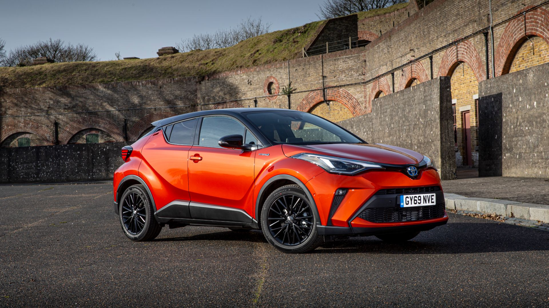 Toyota – 97.7 percent