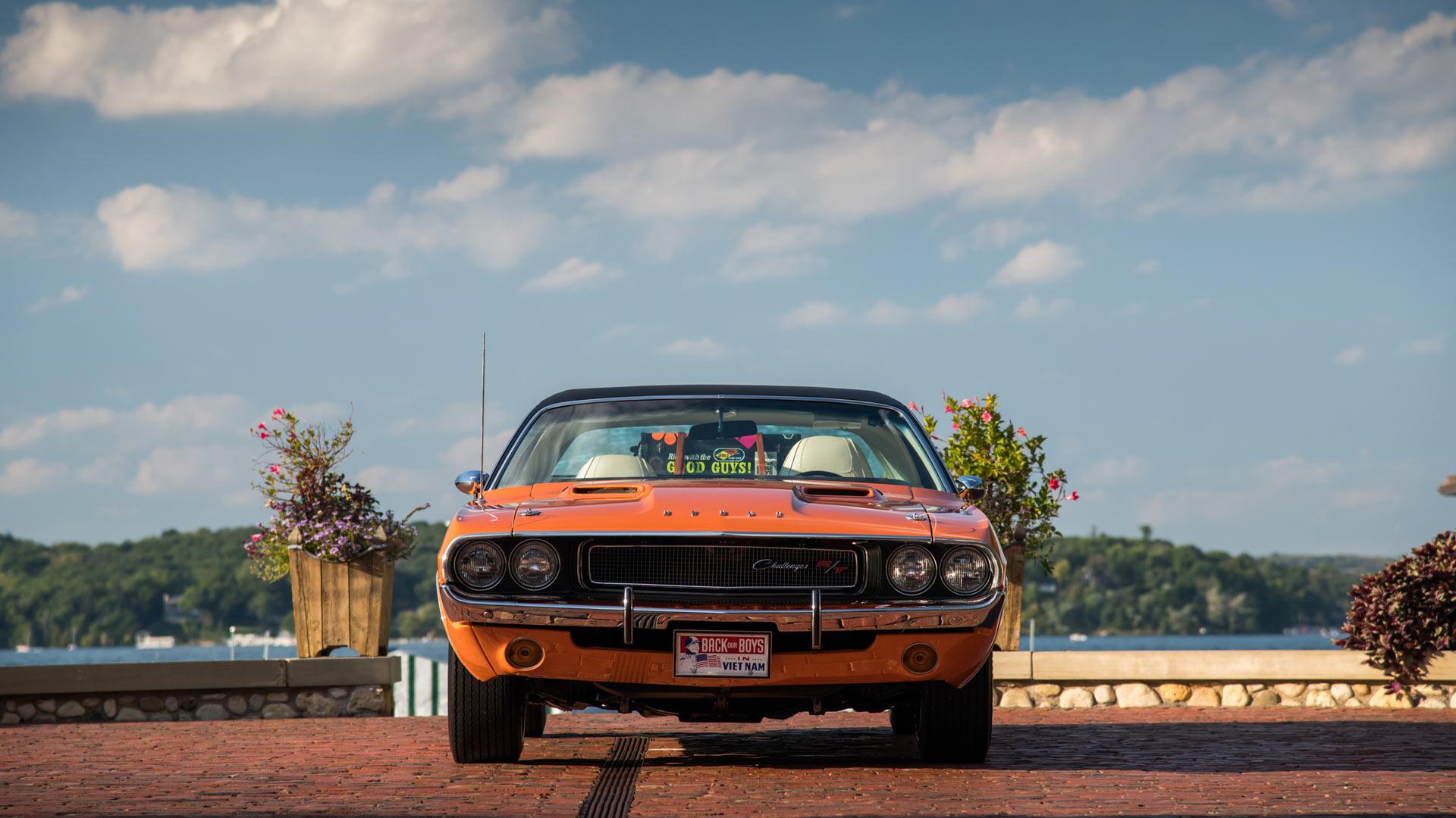 1970 Sunroof Hemi Challenger