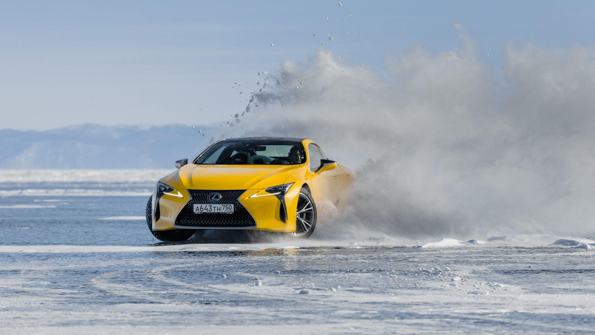 Lexus – 99.3 percent