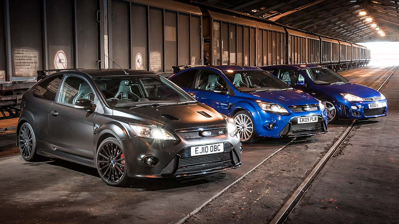 Goodbye to the Focus RS…