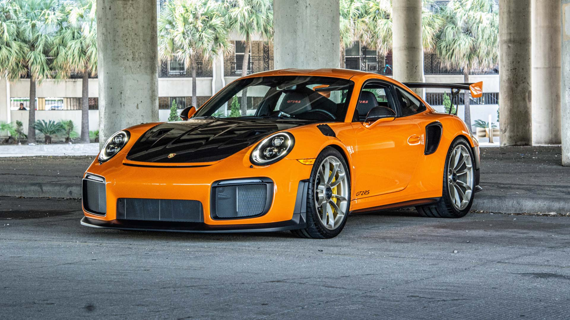 Live Your Tangerine Dreams With This Extreme Porsche 911 Gt2 Rs Motoring Research