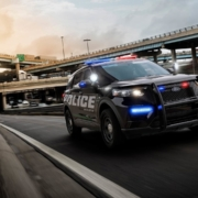Ford Police Interceptor kills viruses
