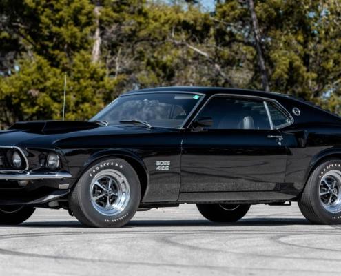 Paul Walker Mustang Boss 429
