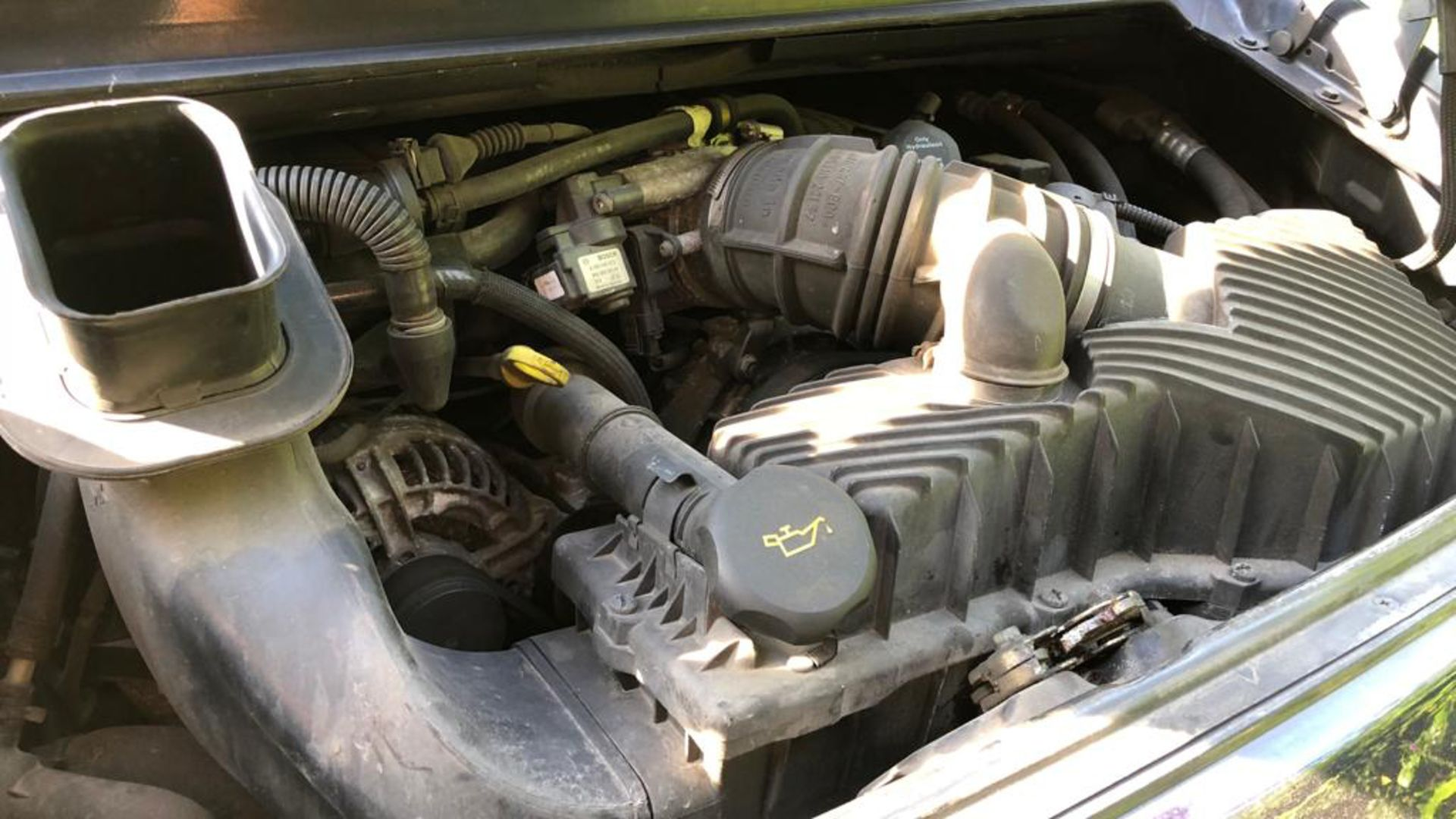 How to clean your car's engine – tip 2
