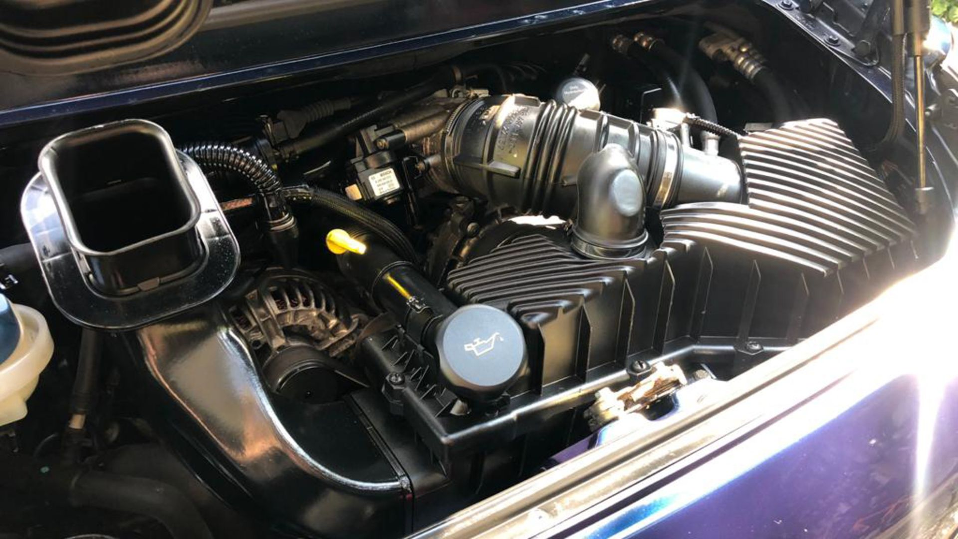 How to clean your car's engine – tip 3