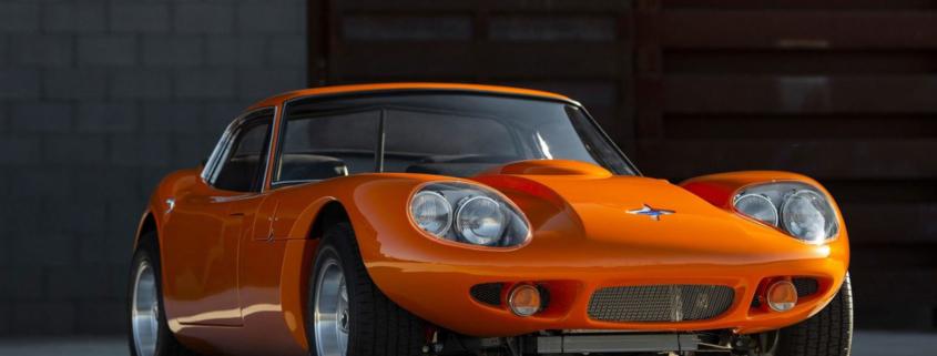 Restored Marcos 1600 GT