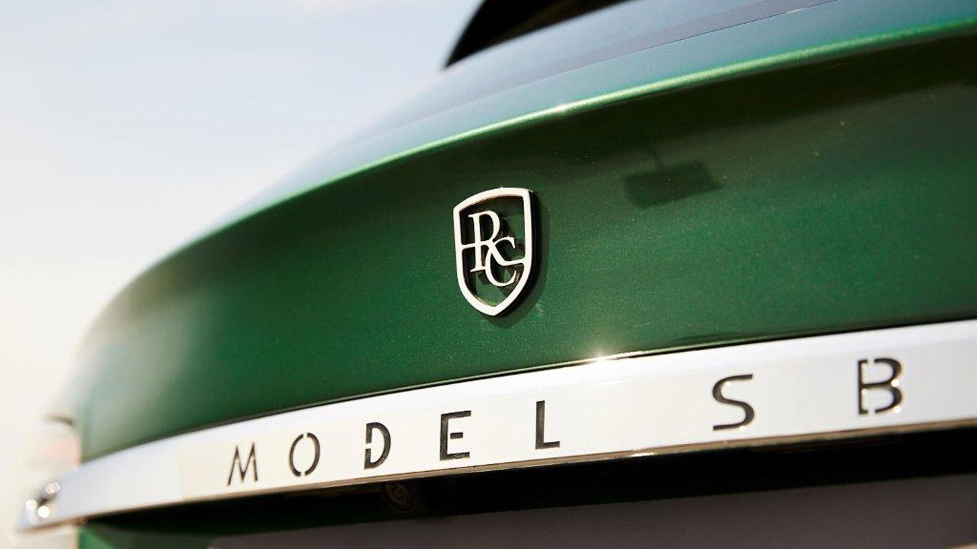 Tesla Model SB Shooting Brake