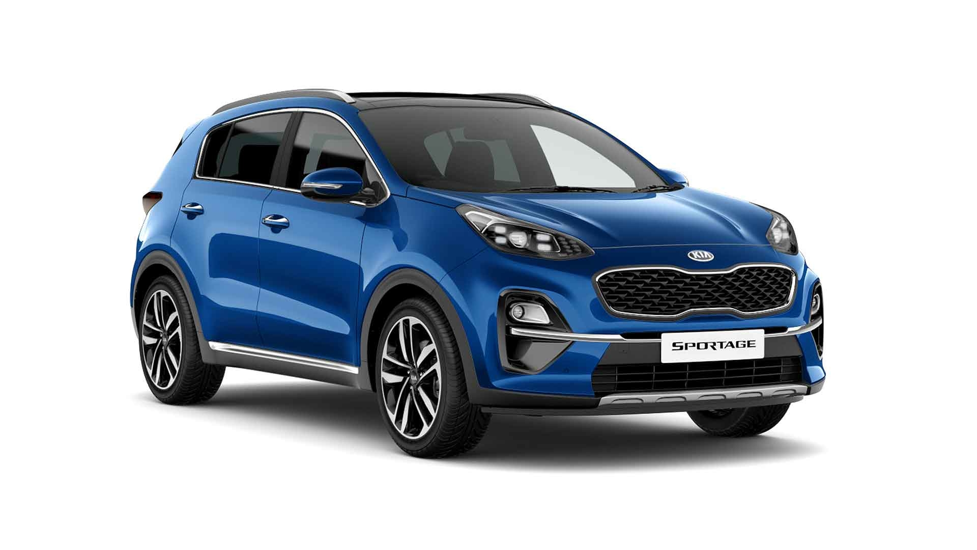 2020 Kia Sportage Update Prices Specs And Ordering Dates Motoring Research