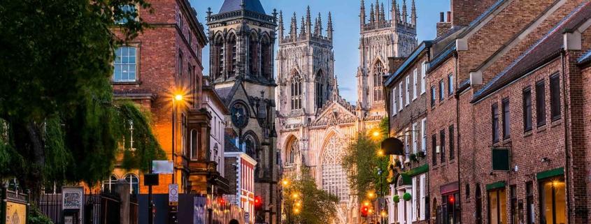 York city centre