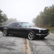 Patrick Dempsey Panoz Mustang