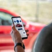 FordPass smartphone app