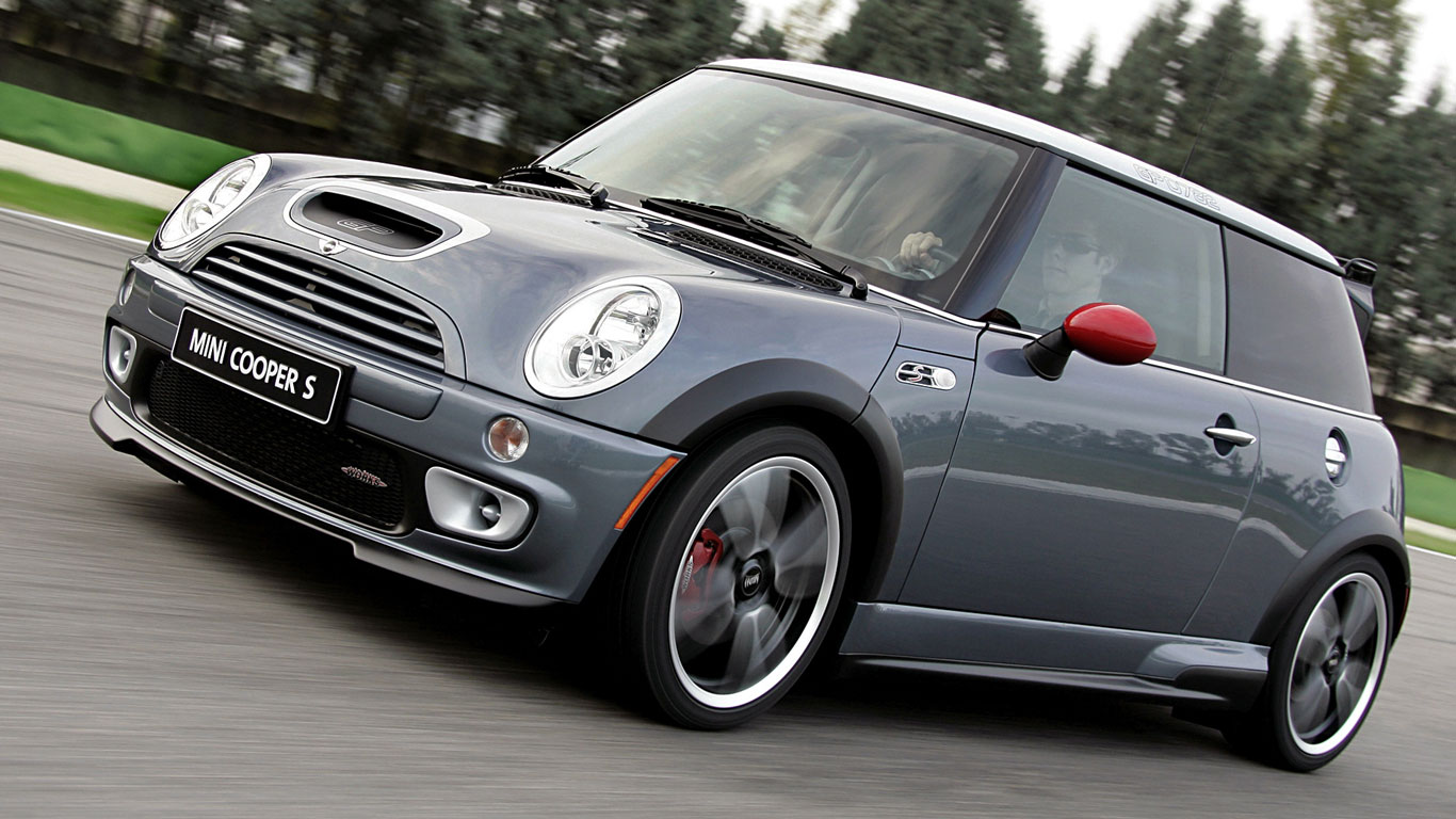 R53 Mini John Cooper Works GP