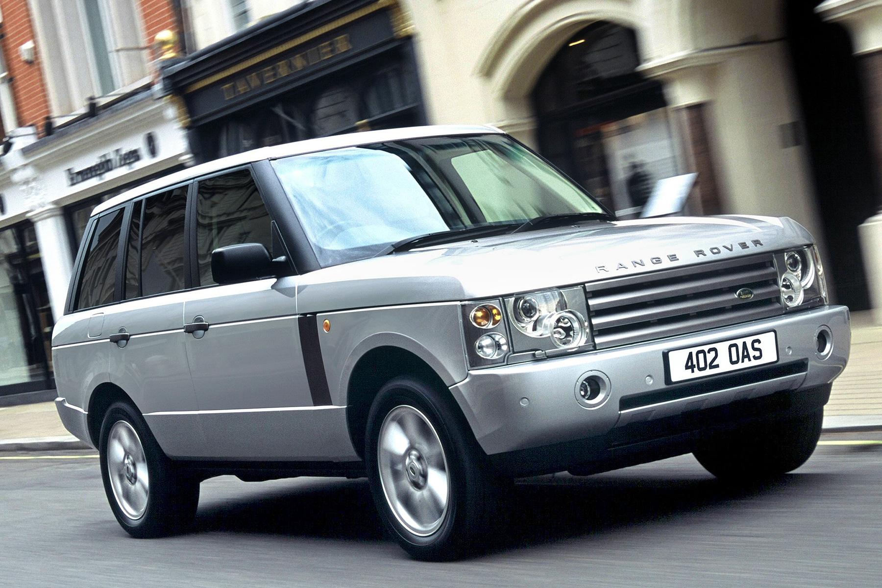 Third-generation Range Rover