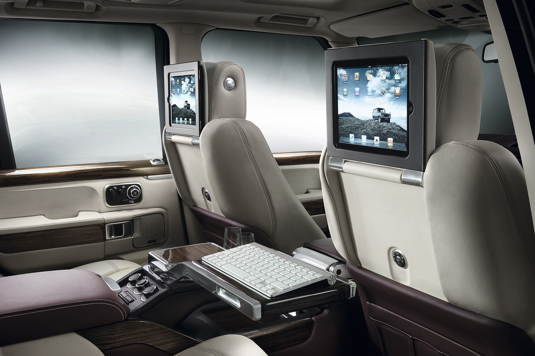 The most luxurious Range Rover ever?