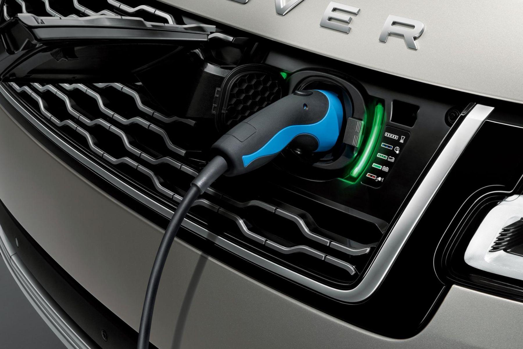 Plug-in hybrid debuts