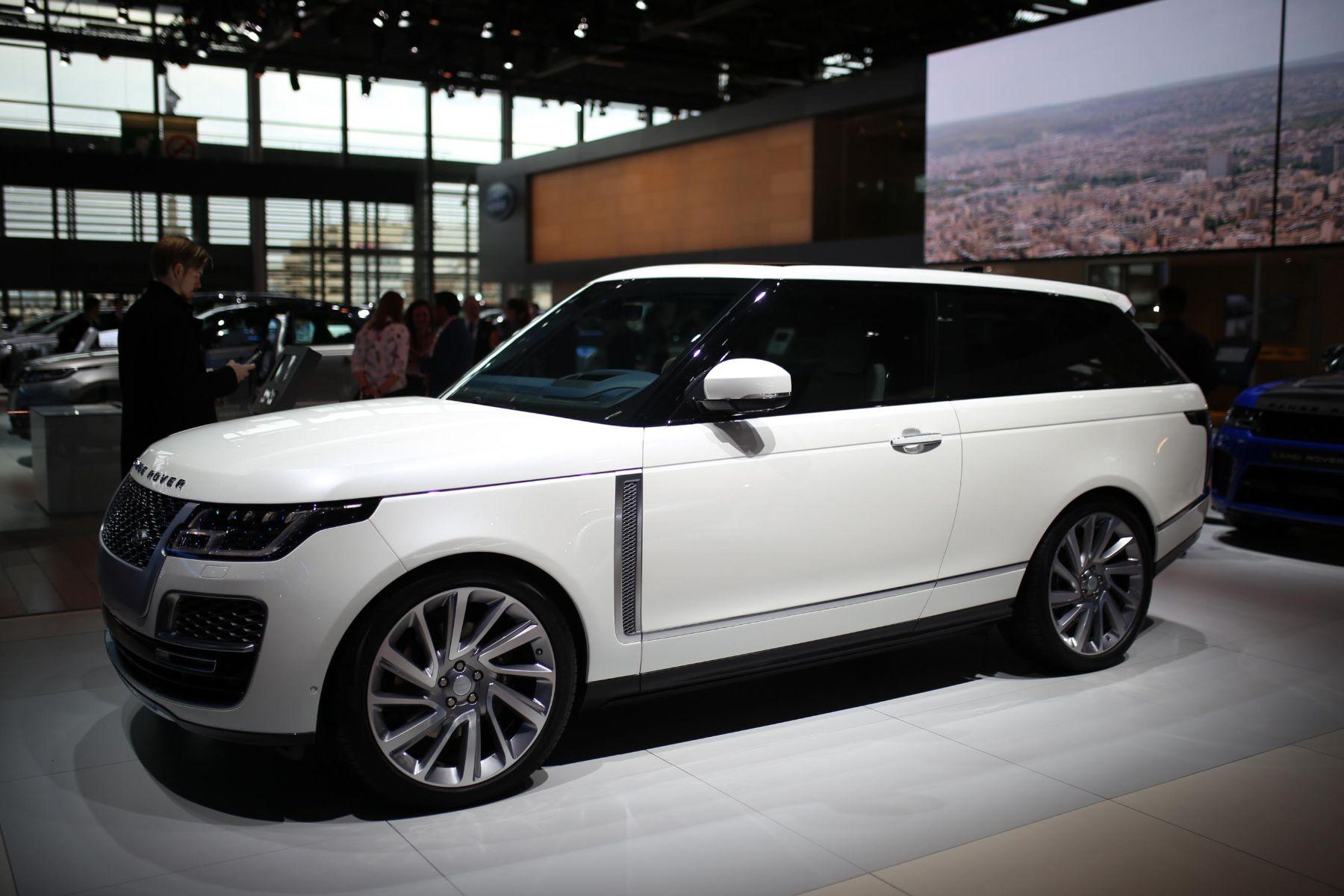 Range Rover SVCoupe