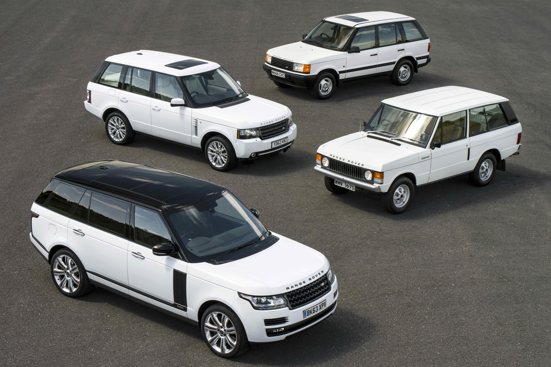 The future of the Range Rover