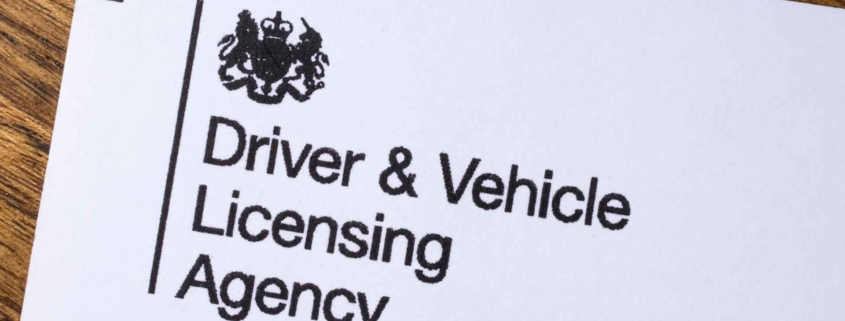 DVLA online services replace paper forms