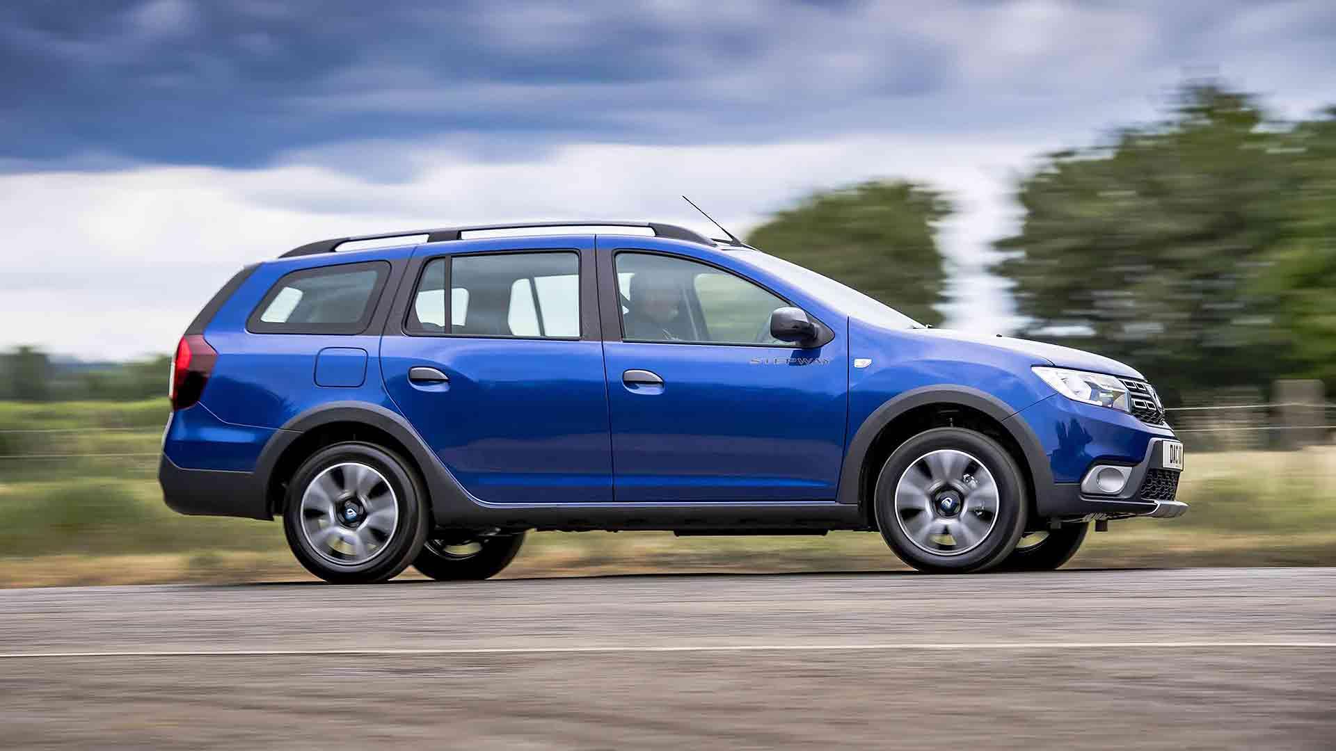 Dacia Logan Bi-Fuel