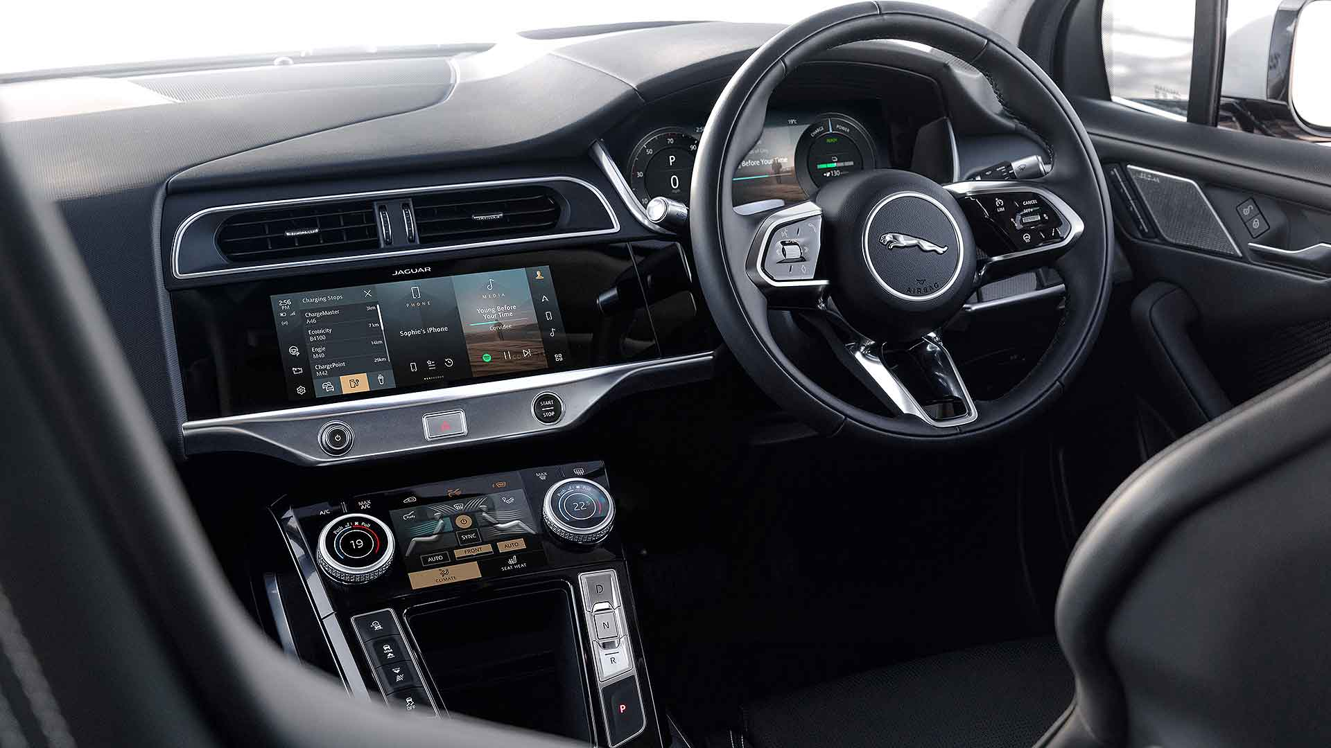 Jaguar I-Pace 21MY interior