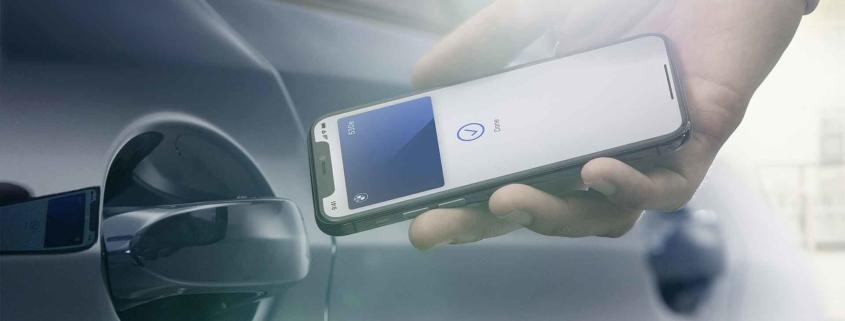 BMW iPhone Digital Key