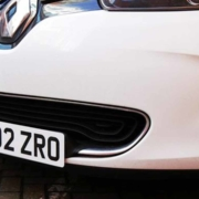 New green number plate confirmed design